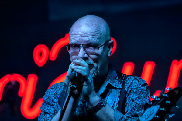 2U7Q2785 M Wishbone Ash   Live at The Iridium, 65 photos from Arnie Goodman